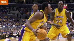 El código secreto de O'Neal en los Lakers para que nadie pasara el balón a Kobe