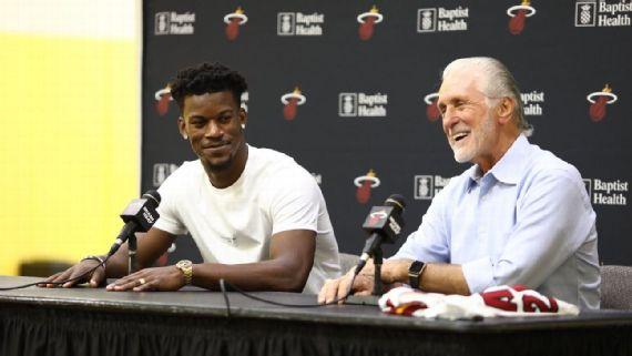 Butler: Miami es el mejor lugar para mí