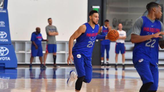 Simmons: Será un año divertido para 76ers