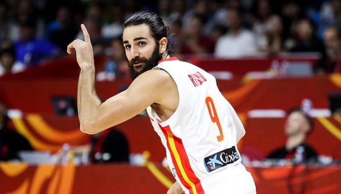Los Suns se rinden a Ricky Rubio en su primer entrenamiento: «Es un líder natural»