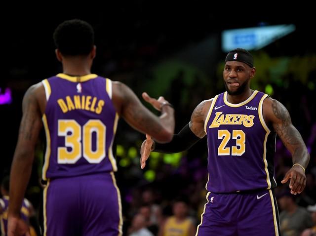 LeBron James y Anthony Davis no quieren ser los segundones de Los Ángeles