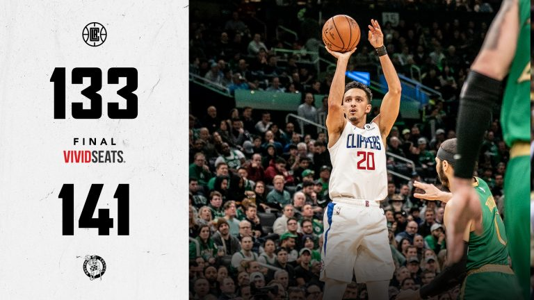 Boston Celtics vs. Los Angeles Clippers